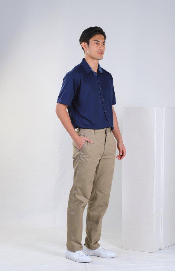 Jarvis Dri-Fit Shirt - Navy