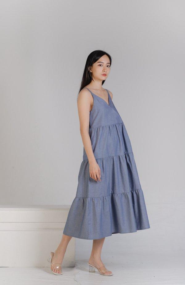 Jacyntha Tiered Dress