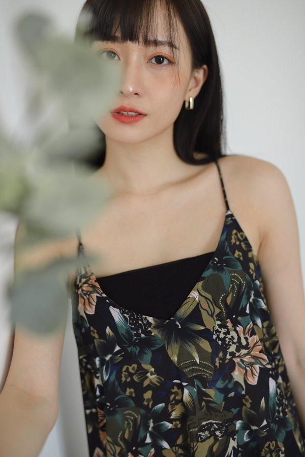 Agave Cami Floral Dress