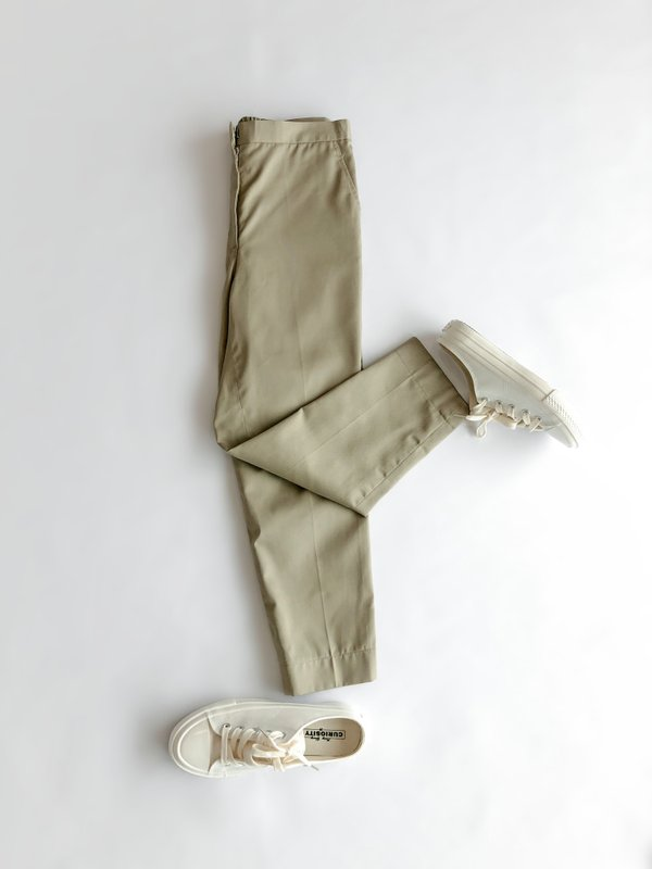 Aveline Cropped Trouser