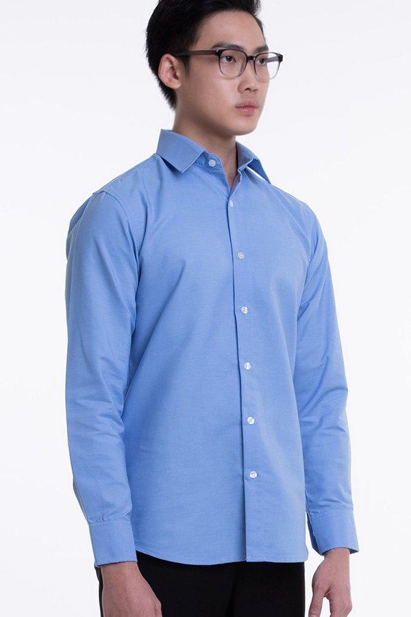 Men's Classic Long Sleeve Shirt (FHA-1813)