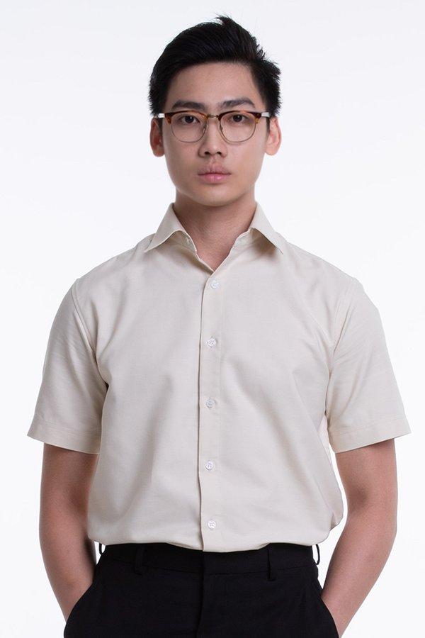 Men's Classic Short Sleeve Shirt (FHA-1812)