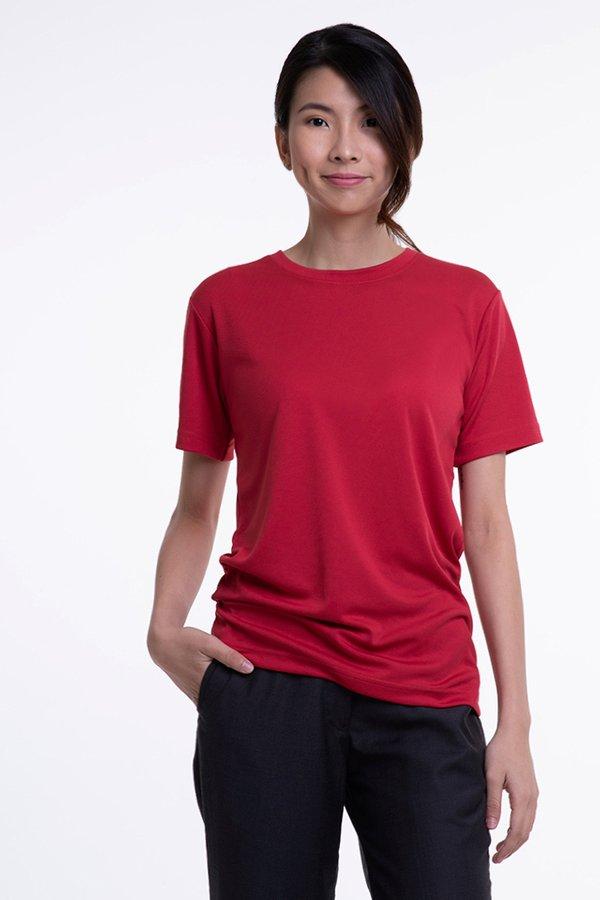 Basic Round Neck T-Shirt (SEA-100)