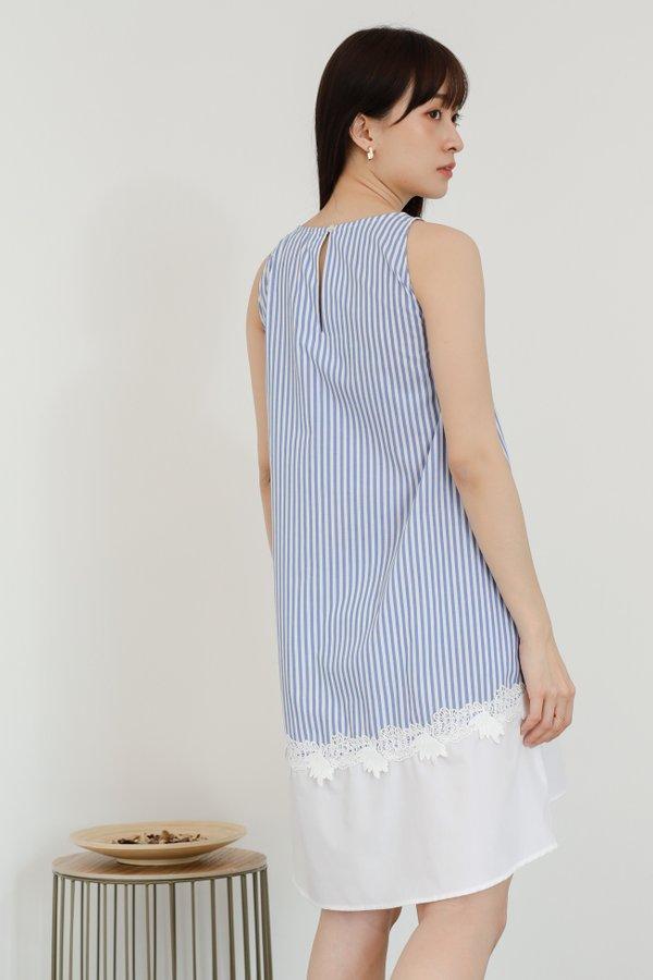 Wynter Stripe Shift Dress