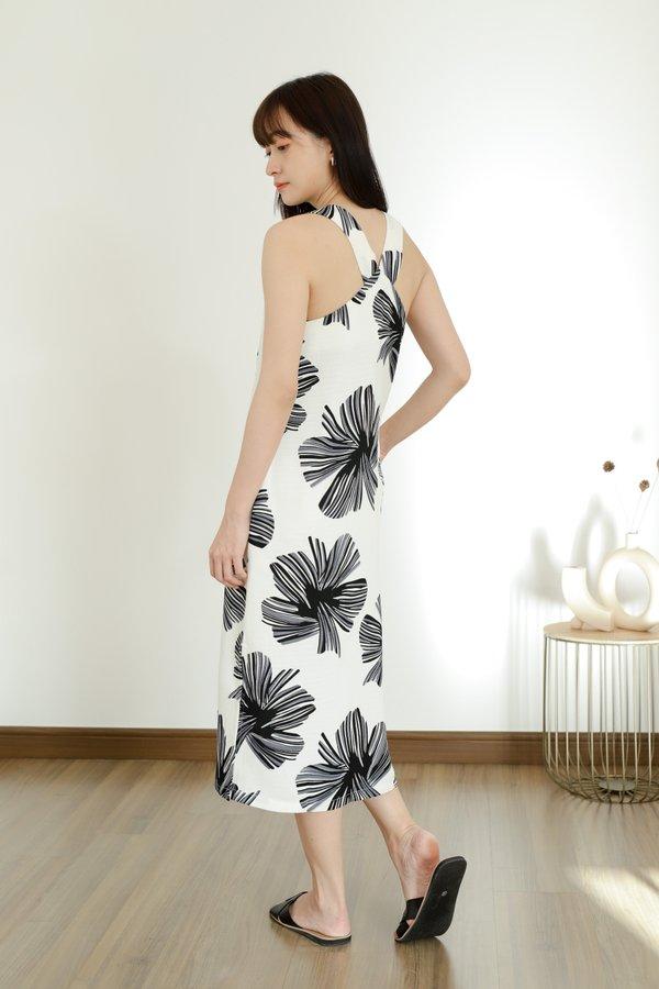 Blaise Square Neck Dress