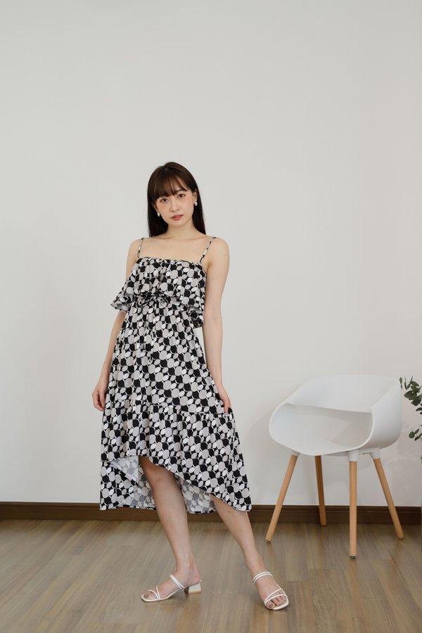 Blythe Vintage Polka Dress