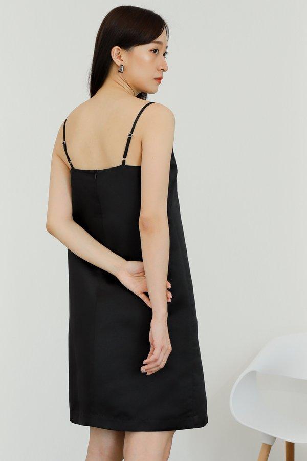 Oyin Dual Tone Cami Dress