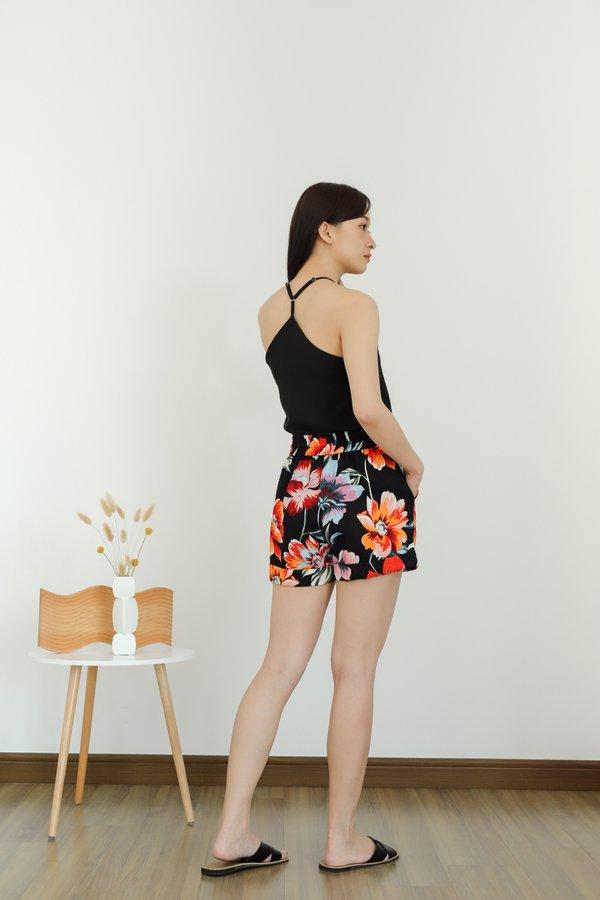 Leia Lounge Shorts - Floral